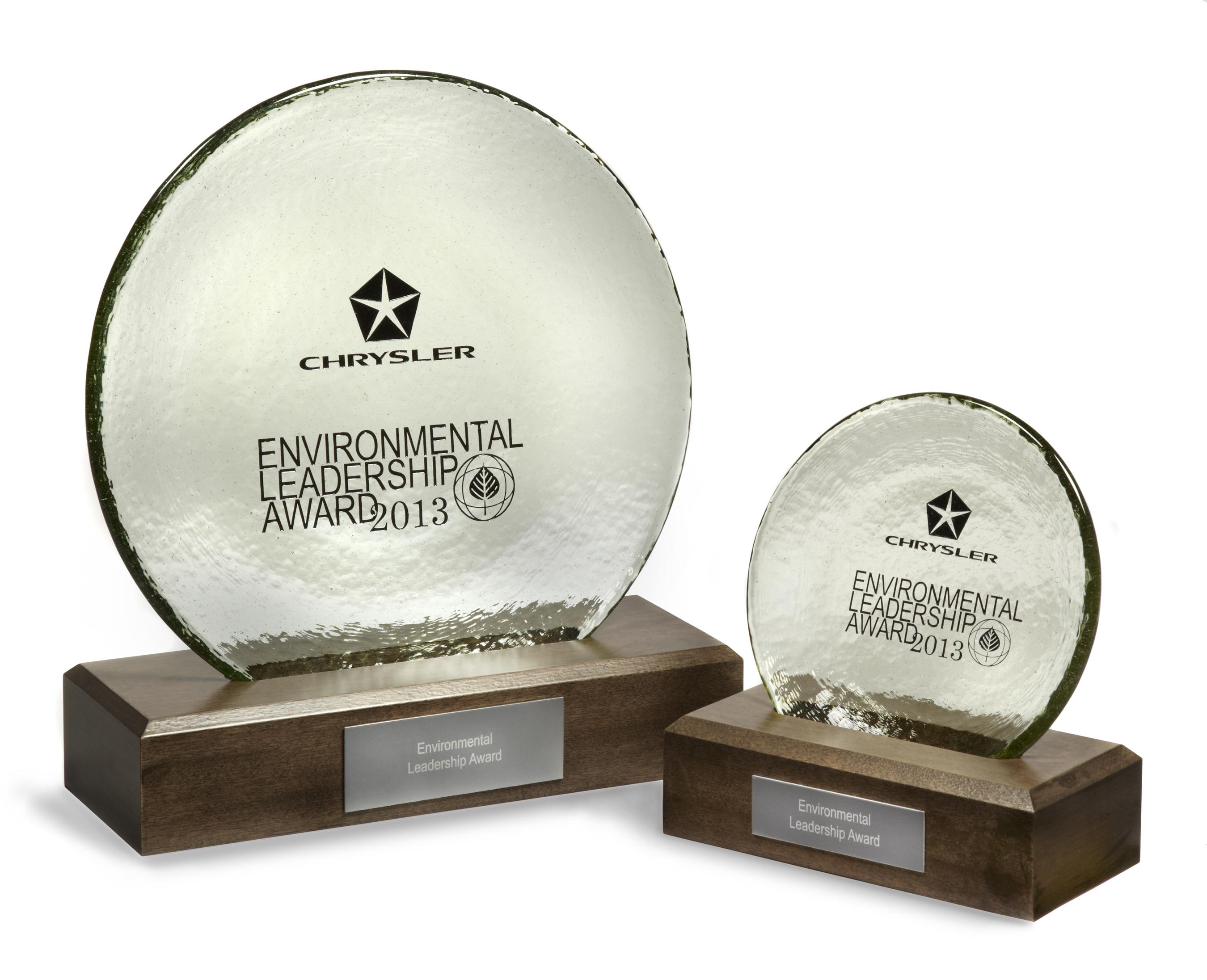 eco-friendly corporate award