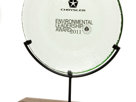 Case Study: Eco-Friendly Awards and Bags for Chrysler