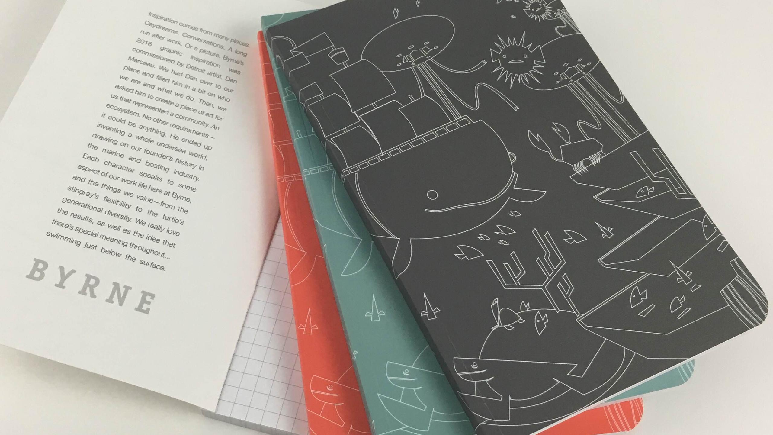 Full Color Story Journal