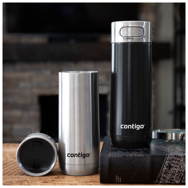 Branded Contigo Water Bottle