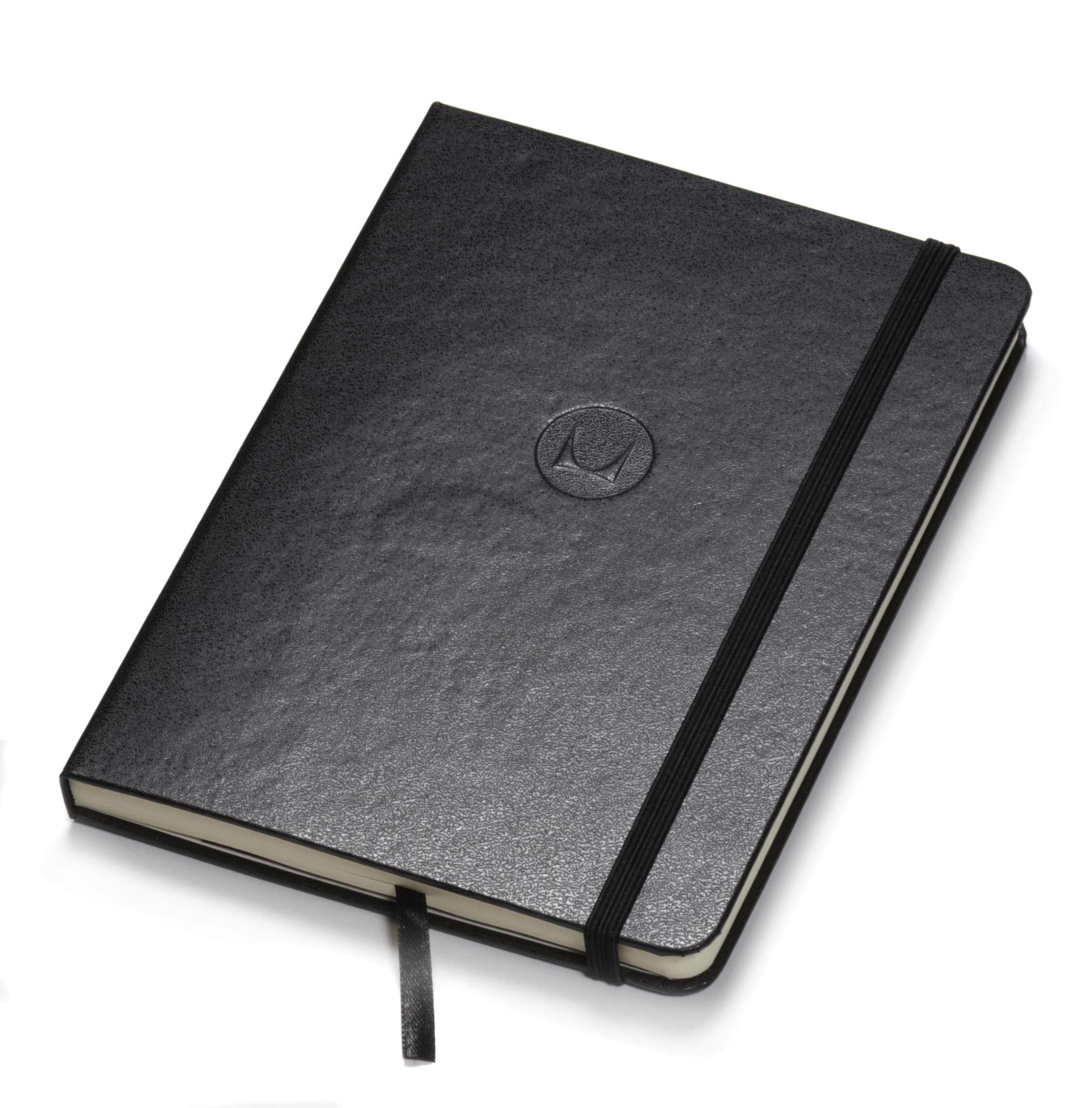 custom embossed moleskine