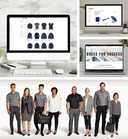 corporate e-stores and apparel