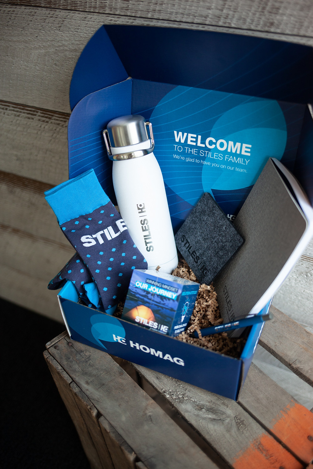 new hire welcome kit
