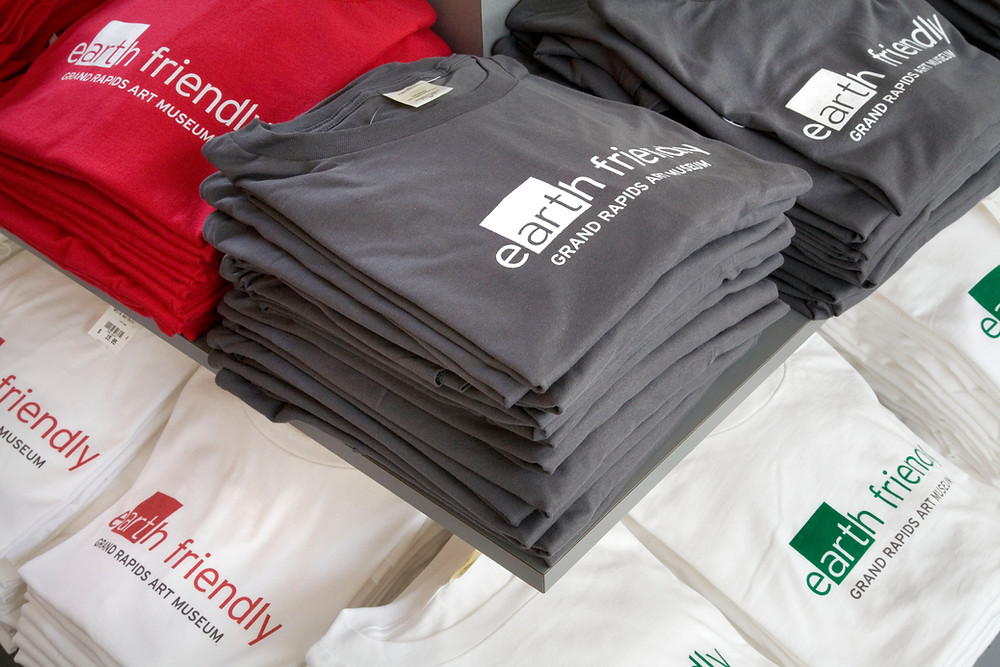 eco friendly t shirts with logo