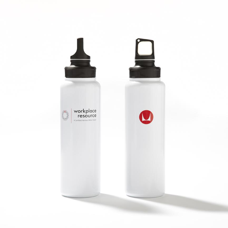 custom water bottle with logo