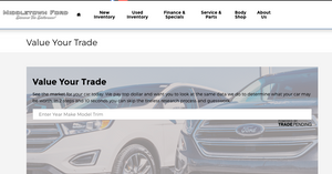 Google My Business Trade-In TradePending