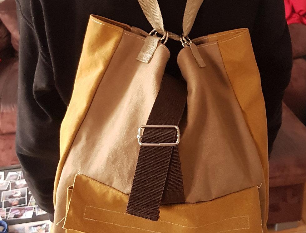 ESKAL, le sac multi-portage