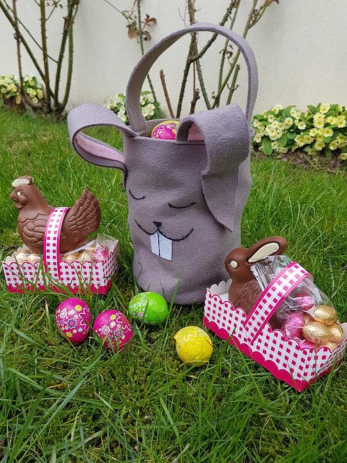 KOKO le sac lapin de Pâques