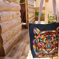 KABA Tigre multicolore