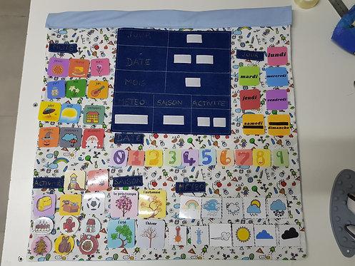 KALENDAR, le calendrier pédagogique