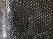 TE-23 Simili cuir snake noir