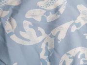 TI-28 bleu nuage (Tissu issu du recyclage)