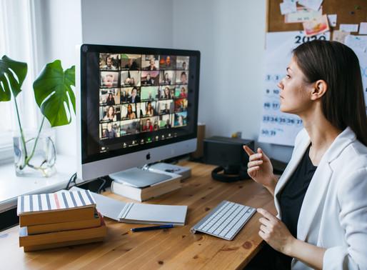 El mundo sigue invirtiendo y ejecutivos confirman optimización de productividad  en casa