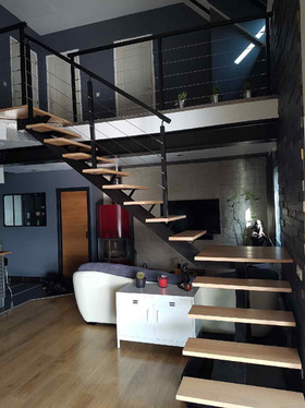 escalier loft