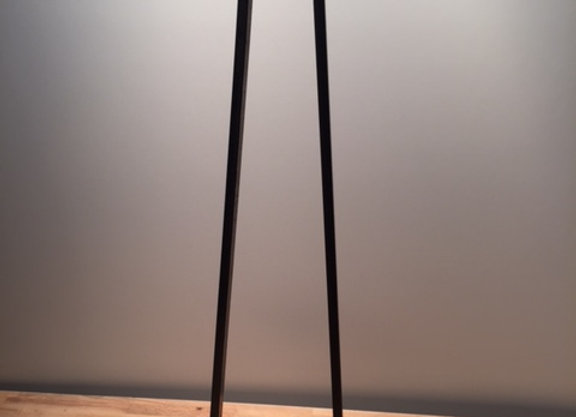 HAIRPIN LEGS DEUX BRANCHES EN ROND DE 12 MM
