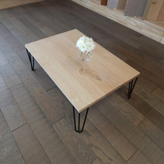 table hairpin legs