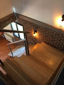 escalier acier bois.JPG