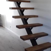 escaliet acier