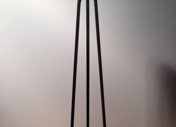 HAIRPIN LEGS TROIS BRANCHES CARRE DE 12 MM