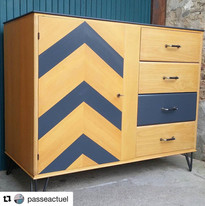 commode annee 50