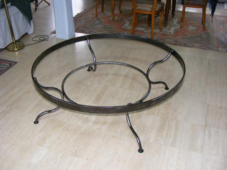 structure de table