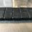 Thumbnail: LOT DE 10 BOUCHONS PLASTIQUE DE TUBE CARRE 40X40