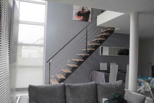 escalier modulable