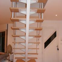 escalier fer