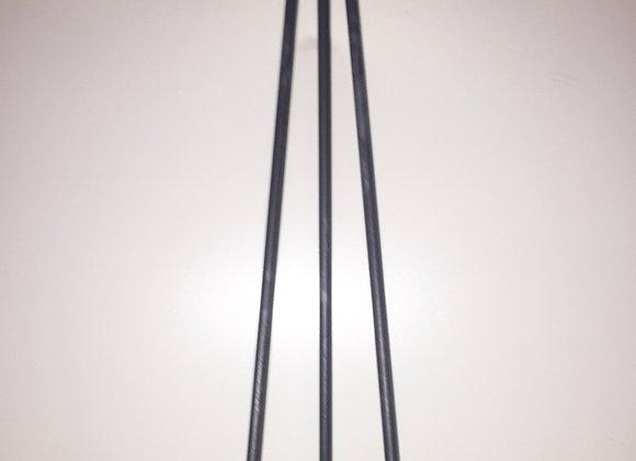 HAIRPIN LEGS TROIS BRANCHES EN ROND DE 12 MM