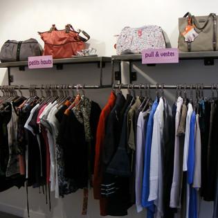magasin vêtement
