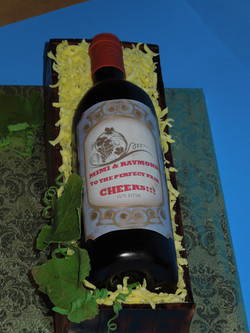 Le plus bon vin pour Mimi & Raymond