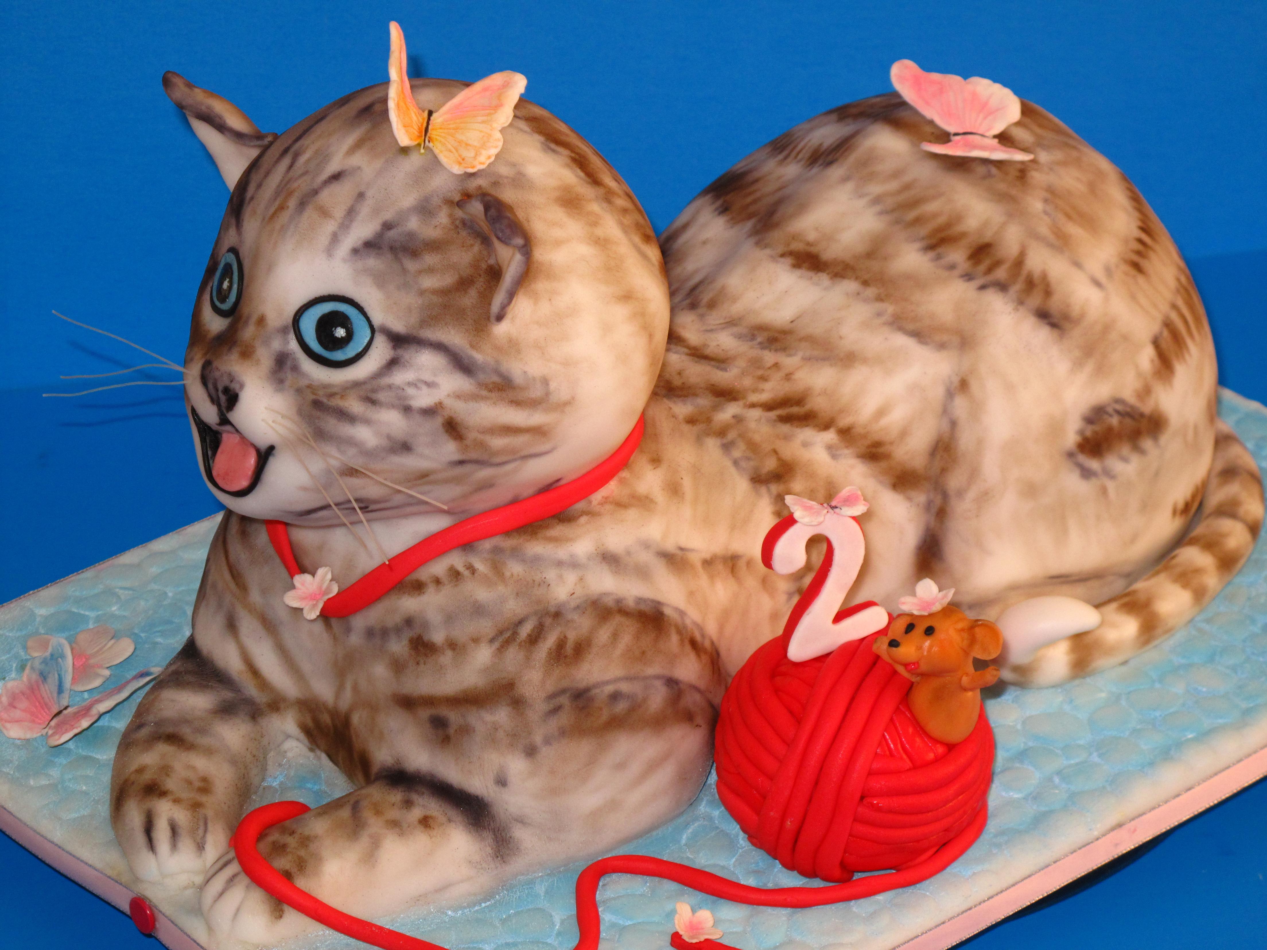 chatte pour Leah