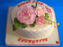 Bonne fête Georgette