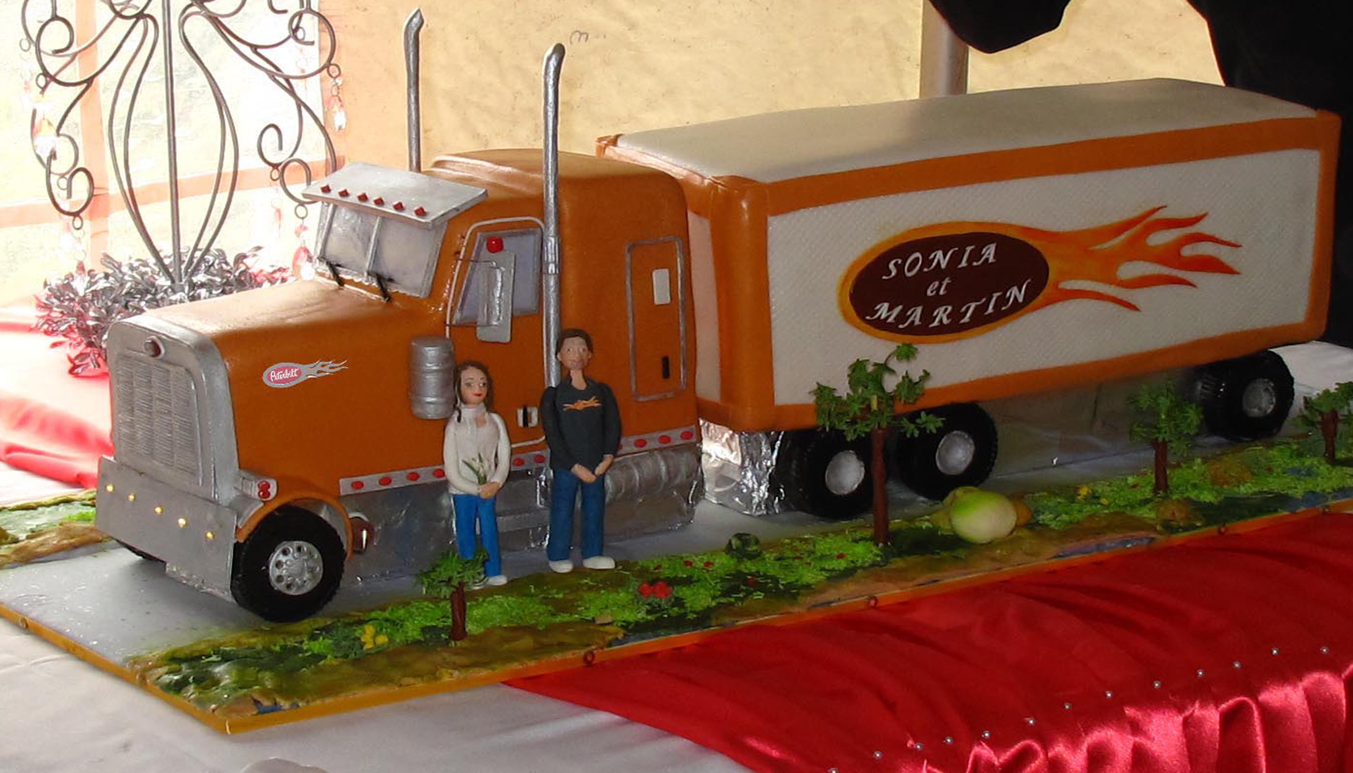 gâteau de mariage, 150 personnes