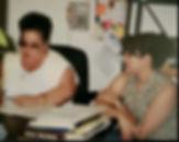 Cecilia and Shari Bracamonte