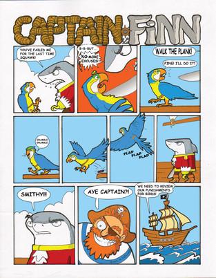 Captain Finn 2016