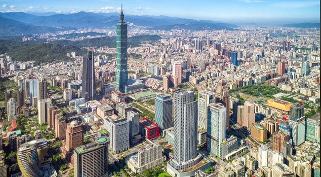 Taiwan Economy Growth at 4% in Third Quarter with Exports