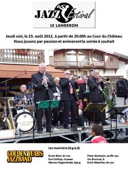 landeron Flyer 2012