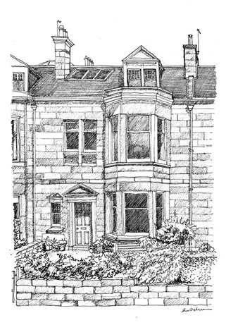 Private Home, Edinburgh