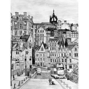 Waverley, Edinburgh