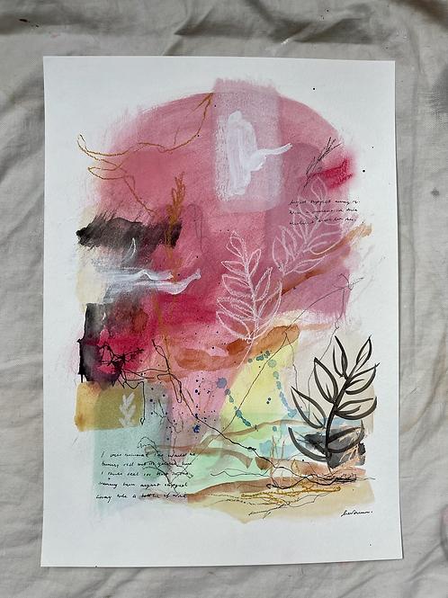 Serena Abstract