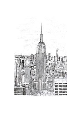 Empire State, New York City