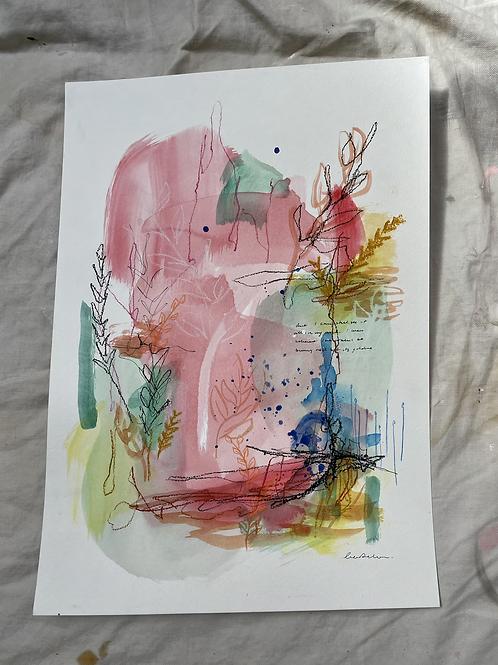 Elara Abstract
