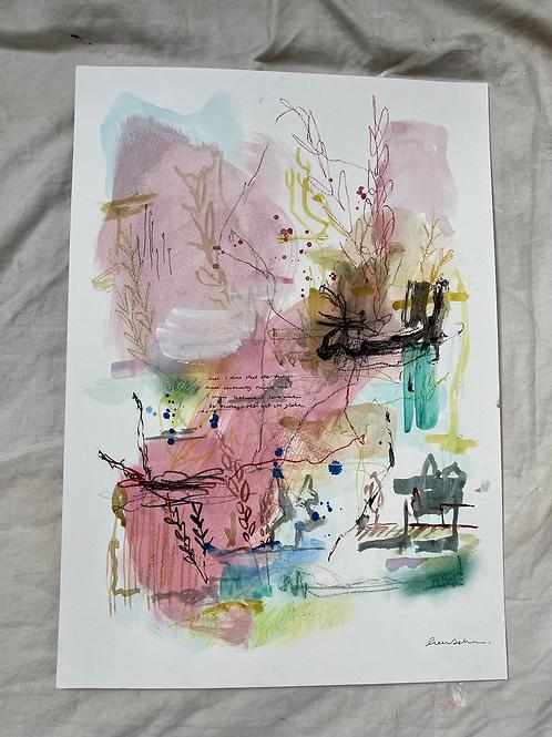 Paros ~ 2 Abstract