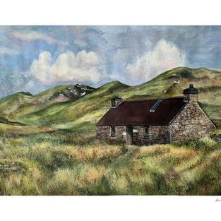 Highlands Cottage, Scotland