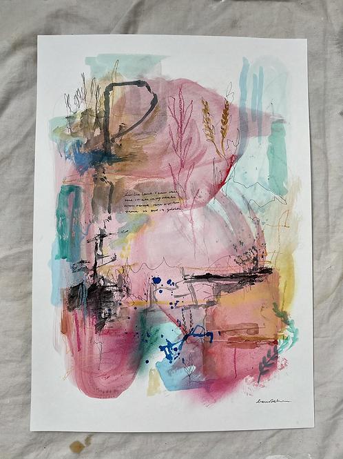 Paros ~ 1 Abstract