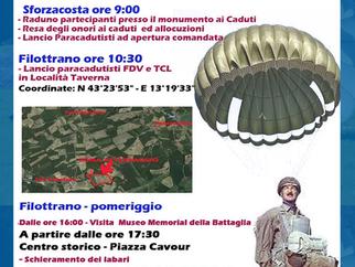 74°  Anniversario del fatto d'arme di Sforzacosta e della battaglia di Filottrano