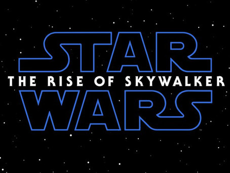 The Rise of Skywalker....F%$K YEAH!