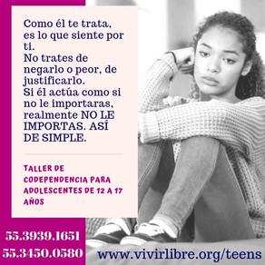 CODEPENDENCIA EN ADOLESCENTES