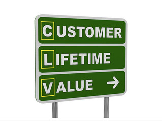 The key to profitable marketing efforts:  Customer Lifetime Value